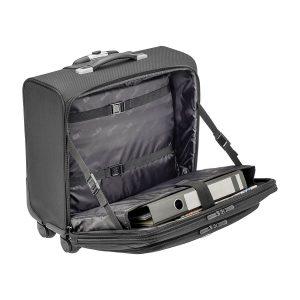 laptoptrolley-schwarz