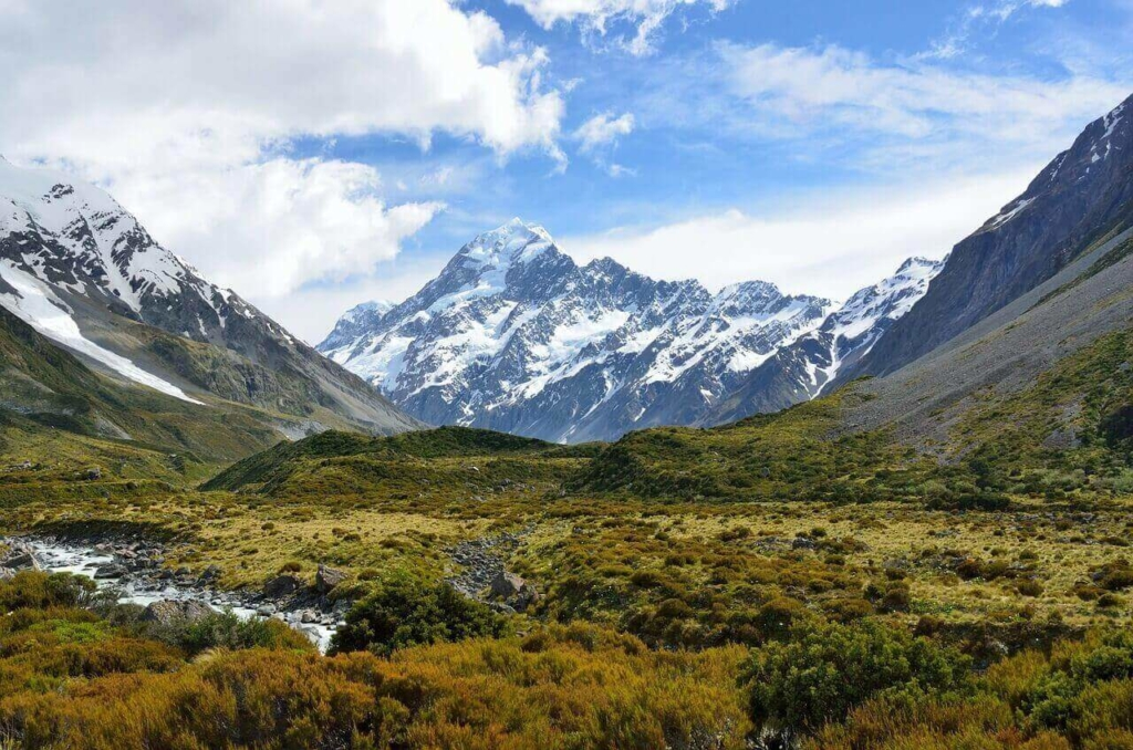 mount-cook-in-neuseeland
